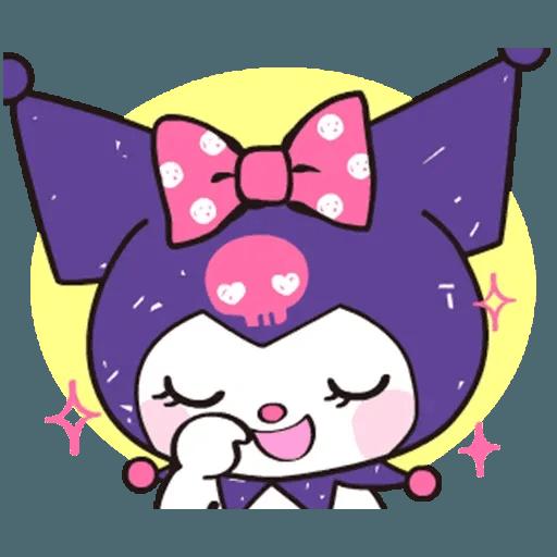 Kuromi - Sticker 2