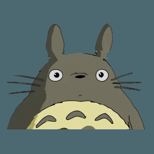 Totoro - Sticker 7
