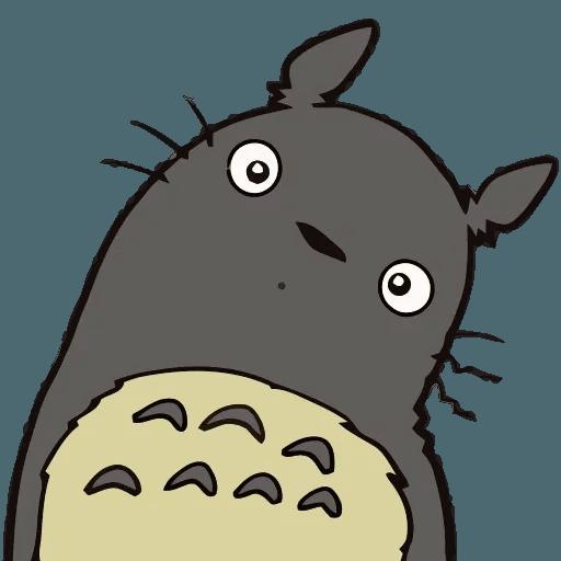 Totoro - Sticker 1