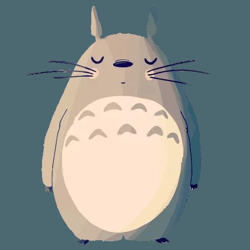 Totoro - Sticker 13