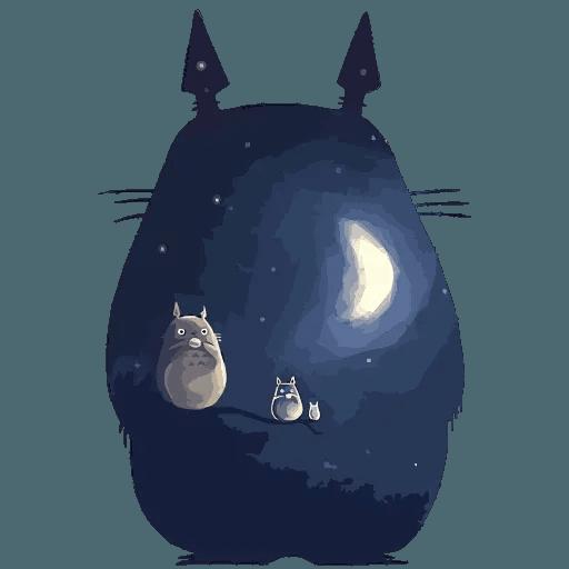 Totoro - Sticker 6