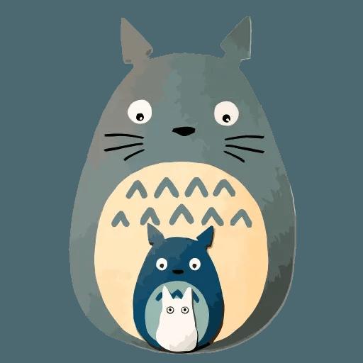 Totoro - Sticker 8