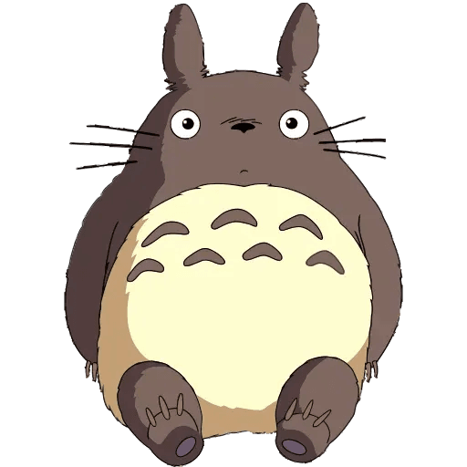 Totoro - Sticker 9