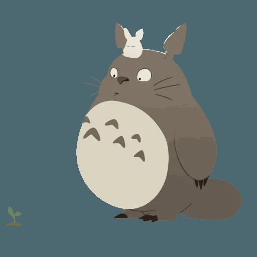 Totoro - Sticker 21