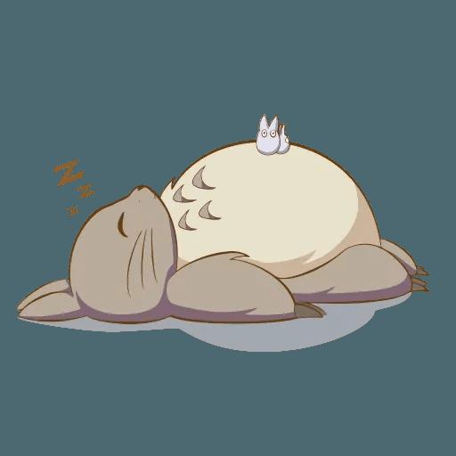 Totoro - Sticker 14