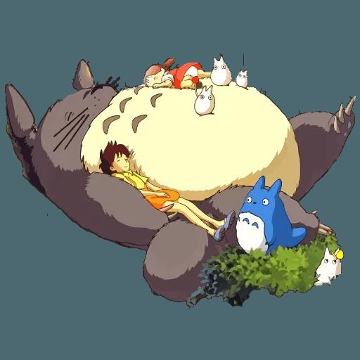 Totoro - Sticker 2