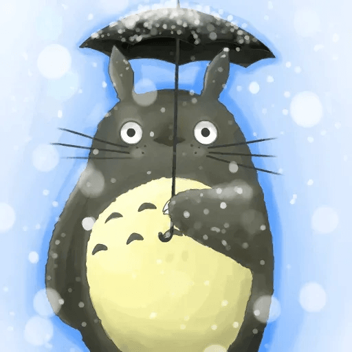 Totoro - Sticker 17