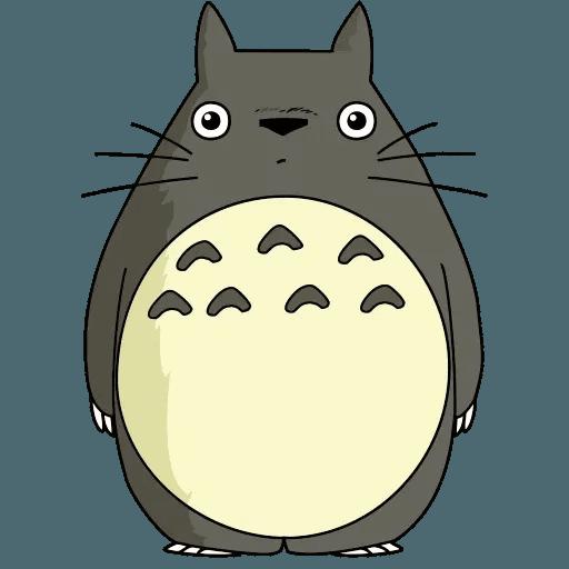 Totoro - Sticker 16