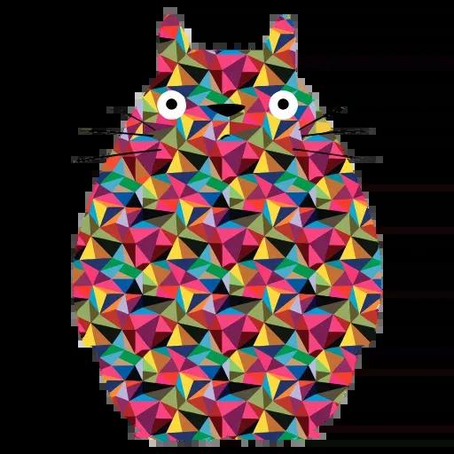 Totoro - Sticker 11