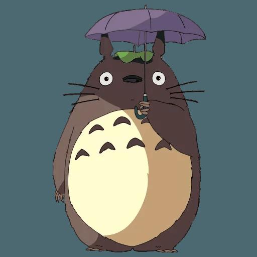 Totoro - Sticker 10