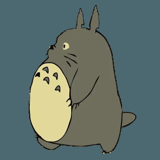 Totoro - Sticker 18