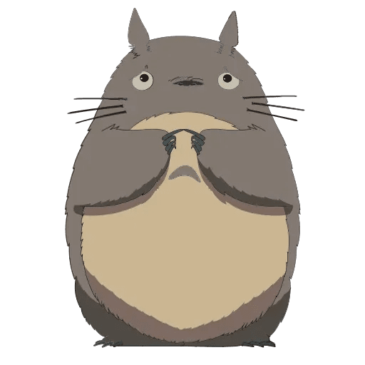 Totoro - Sticker 3