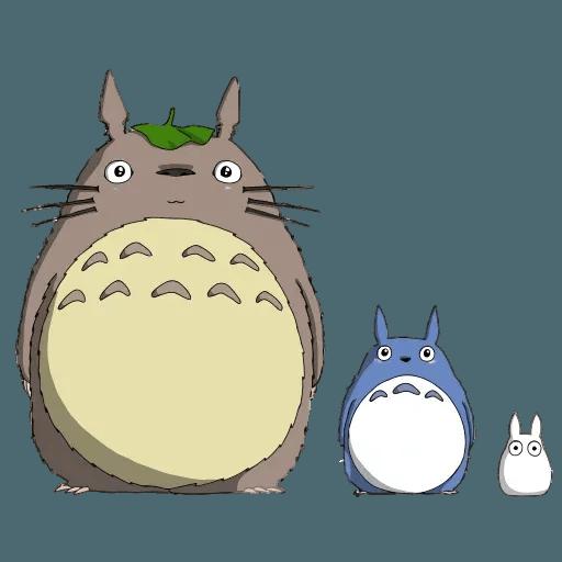 Totoro - Sticker 20