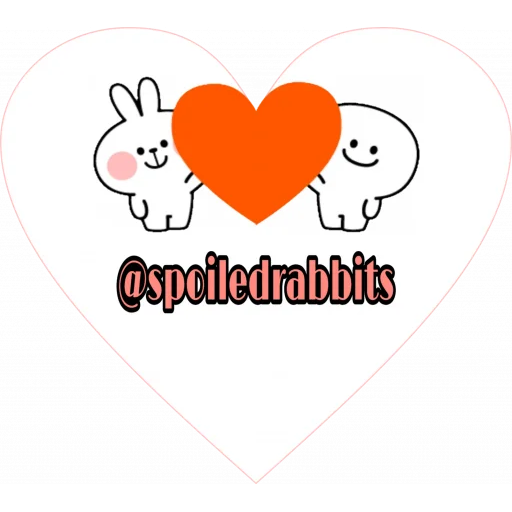Spoiled rabbit speech - Sticker 4