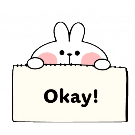 Spoiled rabbit speech - Sticker 21