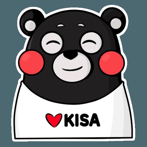 KISA - Sticker 19