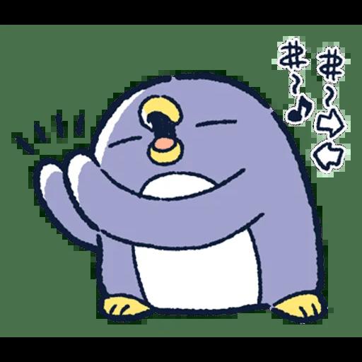 肥企鵝的內心話3 & 4 (3) - Sticker 5
