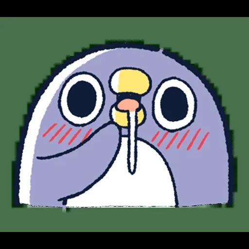 肥企鵝的內心話3 & 4 (3) - Sticker 6