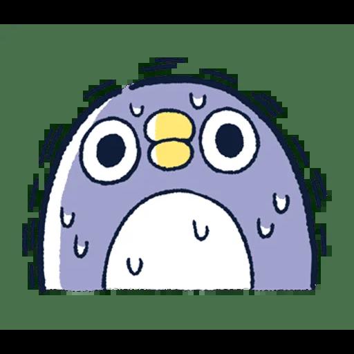 肥企鵝的內心話3 & 4 (3) - Sticker 13