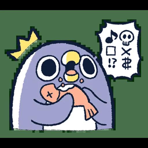 肥企鵝的內心話3 & 4 (3) - Sticker 12