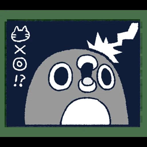 肥企鵝的內心話3 & 4 (3) - Sticker 9