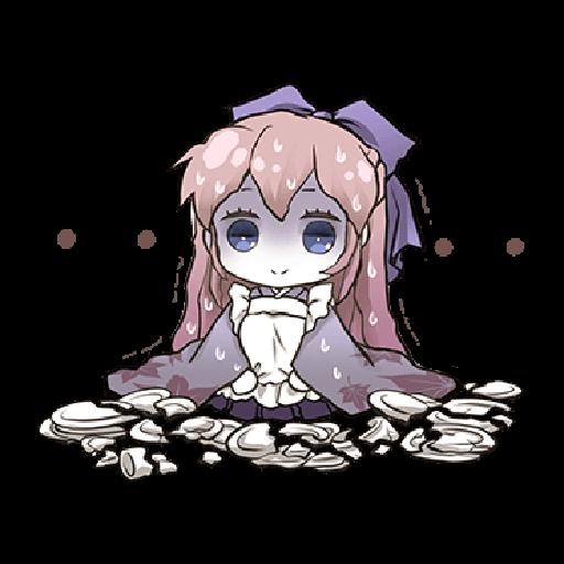 Hatsune Miku senbonsakura - Sticker 6