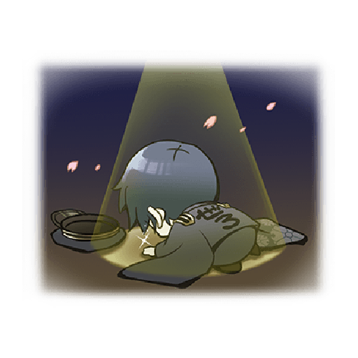 Hatsune Miku senbonsakura - Sticker 10