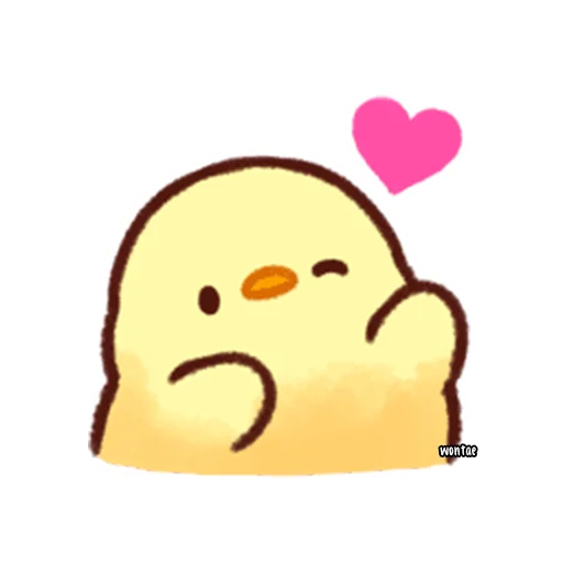 lil chick - Sticker 4