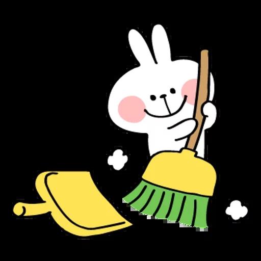 Spoiled rabbit 2019新年版 2 - Sticker 10