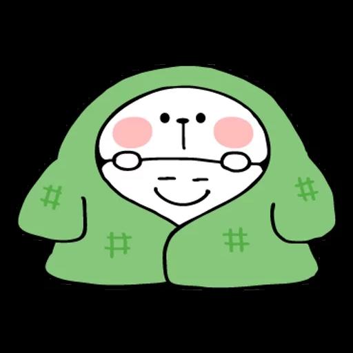 Spoiled rabbit 2019新年版 2 - Tray Sticker