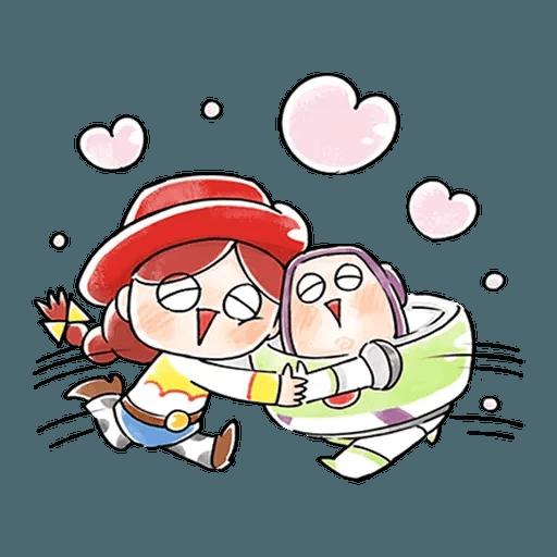 Toys Story Cute1 - Sticker 6