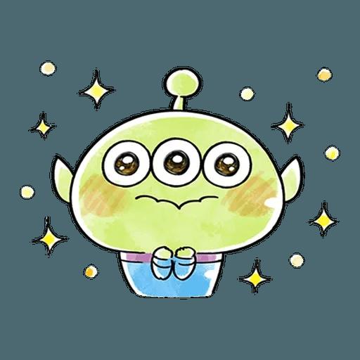 Toys Story Cute1 - Sticker 11