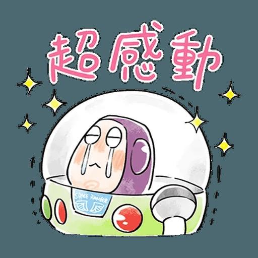 Toys Story Cute1 - Sticker 12
