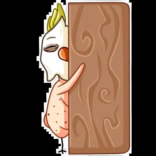 Pollo Loko - Sticker 30