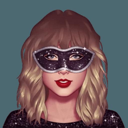 Taylor Swift - Taymoji - Sticker 4