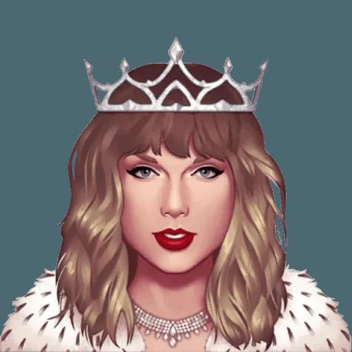 Taylor Swift - Taymoji - Sticker 19