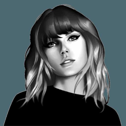 Taylor Swift - Taymoji - Sticker 30