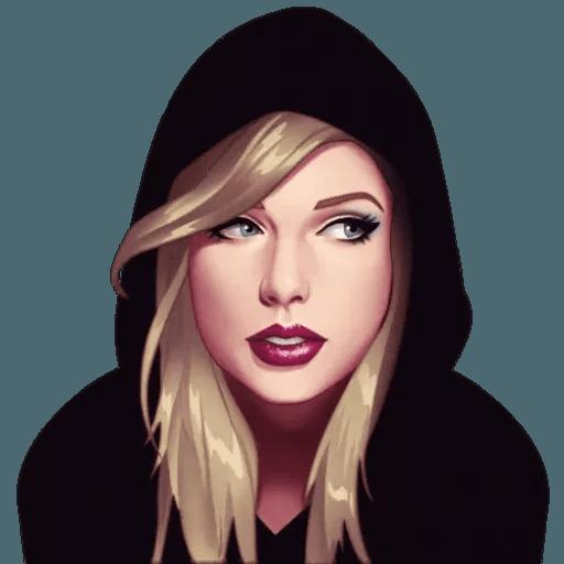 Taylor Swift - Taymoji - Sticker 20