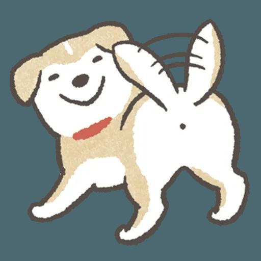 SHIBA-Puppy - Sticker 7