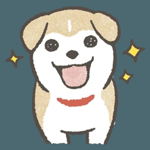 SHIBA-Puppy - Sticker 4