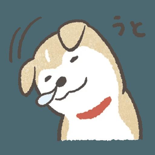 SHIBA-Puppy - Sticker 5