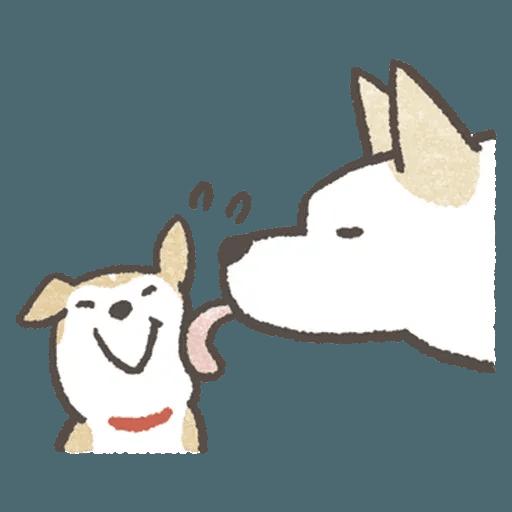 SHIBA-Puppy - Sticker 11