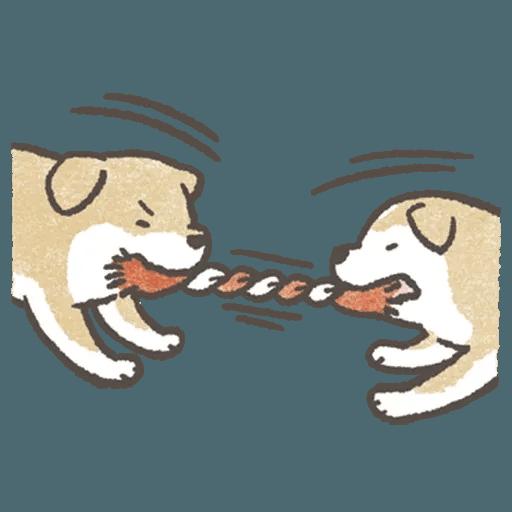 SHIBA-Puppy - Sticker 13