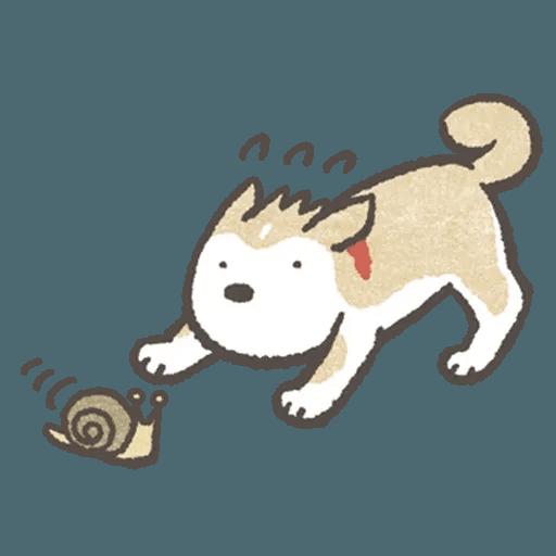SHIBA-Puppy - Sticker 8