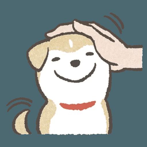 SHIBA-Puppy - Sticker 3