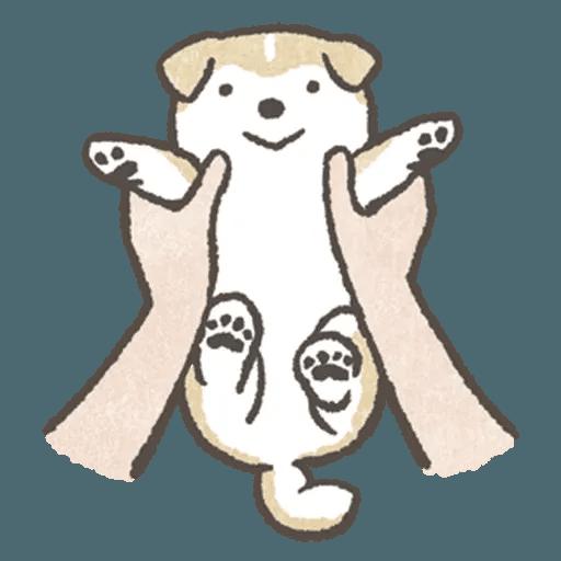 SHIBA-Puppy - Sticker 6