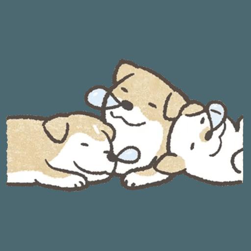 SHIBA-Puppy - Sticker 12