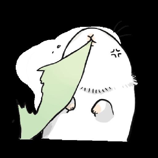 ㄇㄚˊ幾兔14 嬲 - Sticker 15