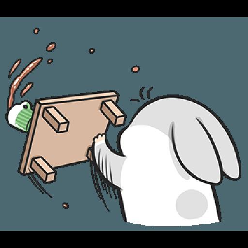 ㄇㄚˊ幾兔14 嬲 - Sticker 19