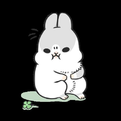 ㄇㄚˊ幾兔14 嬲 - Sticker 24
